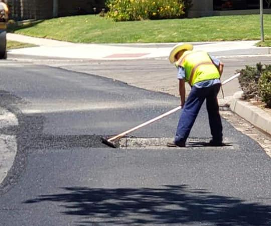 Driveway Repair in Frisco TX