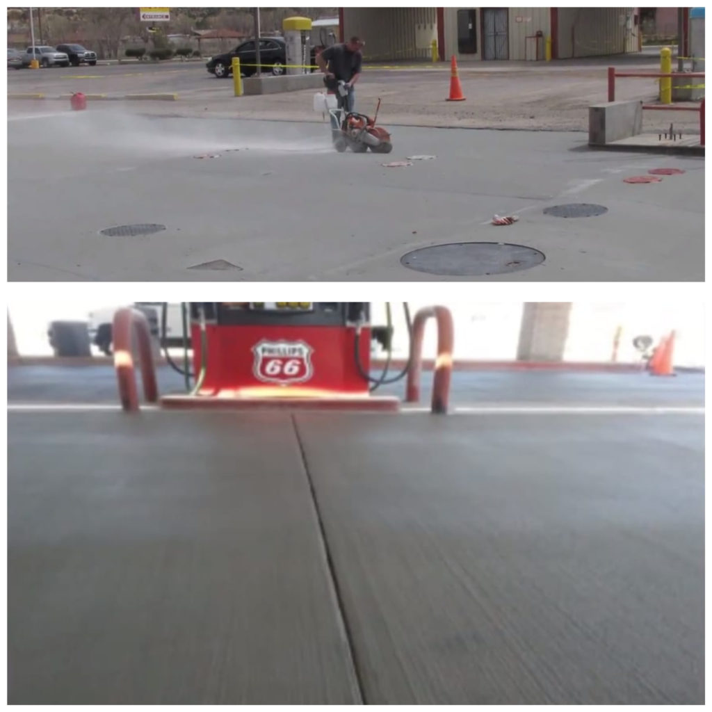 Concrete Patching in Frisco TX