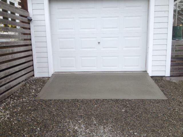 What is a Driveway Apron